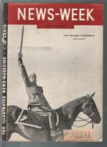 Newsweek 1/3/1937-labor strikes-tax scam-Spain-VG/FN