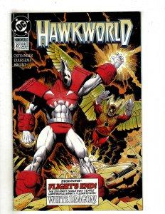 Hawkworld #27 (1992) YY8