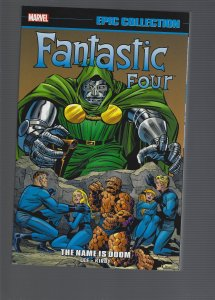 Fantastic Four: The Name Is Doom Trade Paperback 39.99 srp