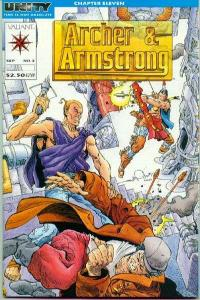 Archer & Armstrong (1992 series) #2, NM (Stock photo)
