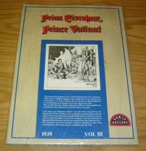 Prince Valiant HC 3 NEW - SEALED hardcover - prinz eisenherz  comic gallery 1939