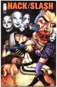 HACK / SLASH #22 A,NM, Tim Seeley, Serial Killer,  2011, Image,more HS in store