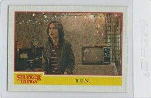 Stranger Things R.U.N. 46 Topps Netflix 2018 Season One trading card