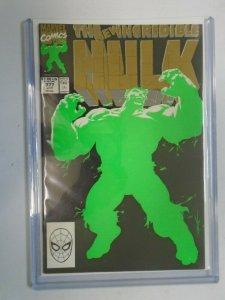 Incredible Hulk #377B 5.5 (1991)