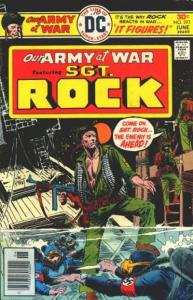 Our Army at War (1952 series) #293, VF- (Stock photo)