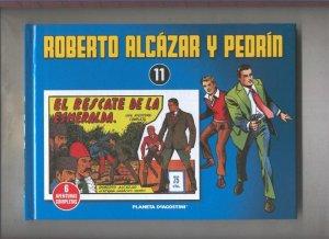 Roberto Alcazar y Pedrin volumen 11: El rescate de la esmeralda