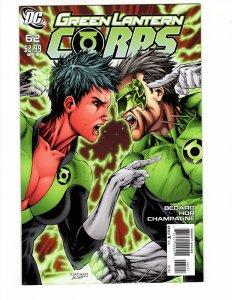 Green Lantern Corps #62 (NM) ID#SBX3