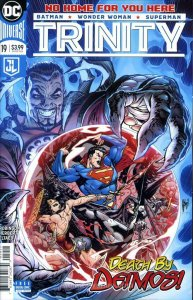 Trinity (2nd Series) #19 VF/NM; DC | save on shipping - details inside