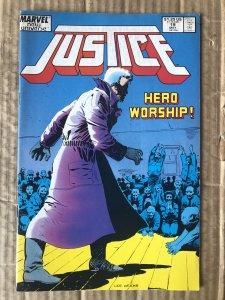 Justice #19 (1988)