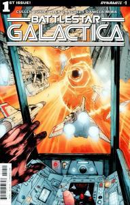 Battlestar Galactica #1 Cvr A (Dynamite, 2016) NM
