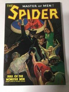 The Spider 69 Nm Near Mint Pulp Reprint Bold Venture