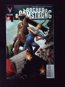 Archer & Armstrong #1 2nd Printing (2012)