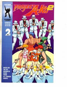 10 Indy Comics 2 3 11 12 18 6 7 Project Japanimation Nausica Robotech Macro J229