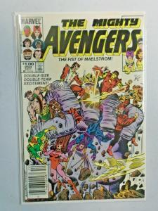 Avengers #250 1st Series 8.0 VF (1984)