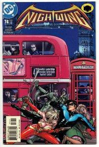 Nightwing #74 (DC, 2002) VF