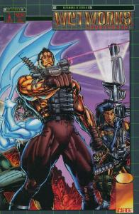 Wetworks Sourcebook #1 VF/NM; Image | save on shipping - details inside