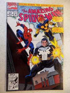 AMAZING SPIDER-MAN # 357 MARVEL ACTION ADVENTURE