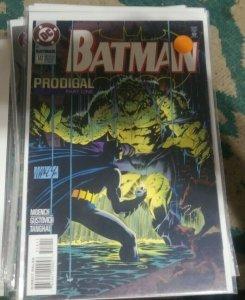 Batman #512 1995  DC  PRODIGAL PT 1 KILLER KROC  robin tim drake
