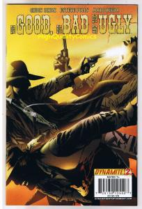 THE GOOD, BAD, and THE UGLY #2, NM-, Clint Eastwood, 2009, more in store