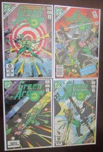 Green Arrow Comics Set # 1 - 4 - 6.0 FN - 1983