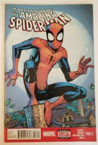 Amazing Spider-Man #700.3 NM 9.4 Marvel Comics 2014 Peter Parker Casey Green