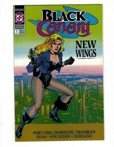 11 Comics Black Canary 1 2 3 4 Blackhawk 1 2 3 Shadow of the Bat 29 30 0 ++ SB2