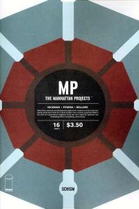 Manhattan Projects #16, NM (Stock photo)