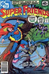 Super Friends (1976 series) #20, VF+ (Stock photo)