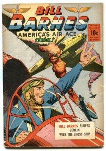 Bill Barnes Comics #8 1942- Nazis- 1st Condor Witch VG+