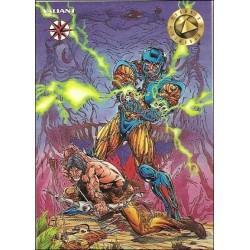 1993 Valiant Era X-O MANOWAR #14 - Card #73