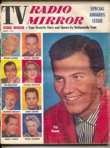 TV Radio Mirror-Mickey Mouse-Roy Rogers-Red Skelton-Mitch Miller-May-1957