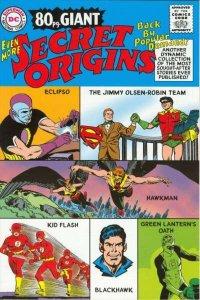 Secret Origins (1961 series) Even More Secret Origins #1, NM + (Stock photo)
