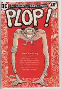 PLOP! #1 (Sep-73) VF/NM+ High-Grade