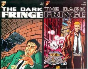 DARK FRINGE (1996 BRAINSTORM) 1-2  the COMPLETE series!
