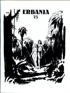 Erbania #745 1996 -Edgar Rice Burroughs-Tarzan On The RadioYeates-info-pix- VG