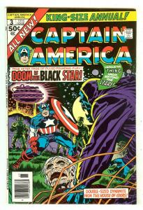 Captain America Annual 3