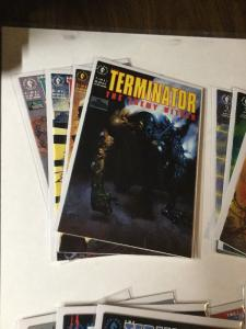Terminator Enemy Within Secondary Objectives Endgame 1-4 1-3 Plus 5 More Nm