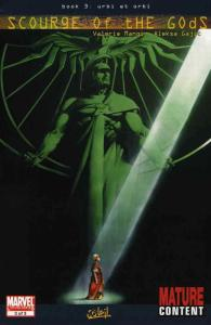 Scourge of the Gods #3 VF/NM; Marvel | save on shipping - details inside