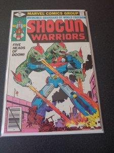 Shogun Warriors #10 (1979)