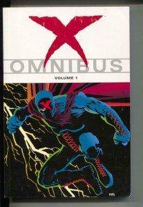 X Omnibus-Vol. 1-Chris Warner-TPB-trade