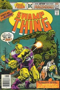Swamp Thing (1st Series) #24 FN; DC | save on shipping - details inside