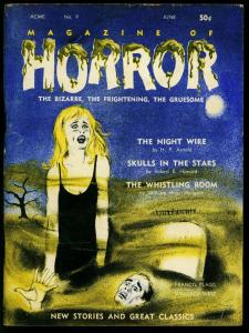 Magazine Of Horror June 1965- Soloman Kane - Robert E. Howard VG