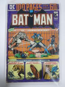 BATMAN 256 100 page giant June 1974 G+ COMICS BOOK