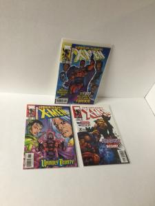 The Uncanny X-men 366 367 368 Nm Near Mint Marvel Magneto War 1-3 A27