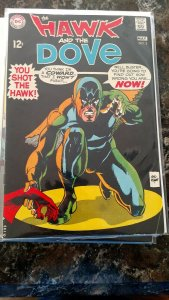 The Hawk and the Dove #5 (May 1969,DC) FN