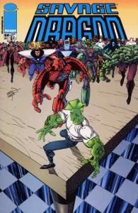 Savage Dragon, The #66 VF/NM; Image | save on shipping - details inside