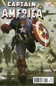 CAPTAIN AMERICA (1968 MARVEL) #615
