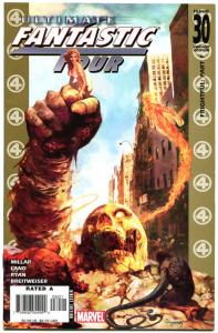 ULTIMATE FANTASTIC FOUR #30, VF/NM, 2007, Marvel Zombies, Variant, more in store