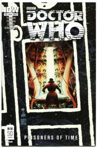 DOCTOR WHO Prisoners of Time #12, VF+, 2013, IDW, Tardis, more DW in store
