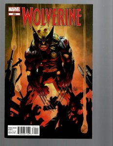 11 Marvel Comics Wolverine #300 301 302 303 304 305 306 1 2 3 plus Max #1 J446